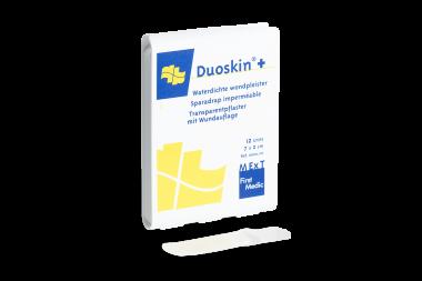 Duoskin+, waterdichte wondpleister