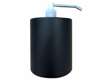 Hervulbare dispenserfles zwart (900 ml)